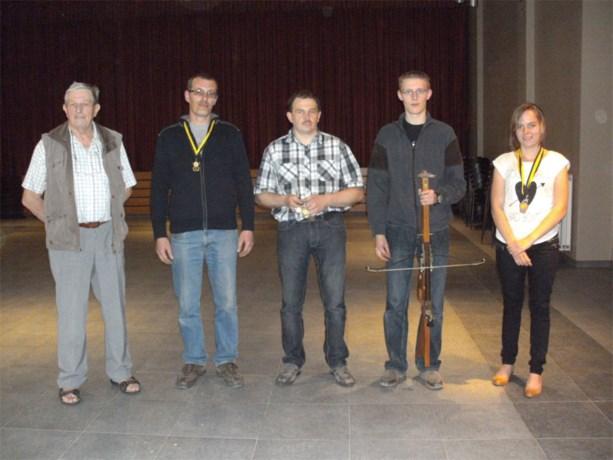 Bekijk hier de uitslag van het Limburgs kampioenschap kruisboog schieten