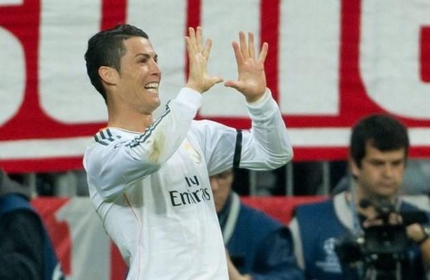 Met deze twee treffers veegde Ronaldo Messi van de tabellen (video)