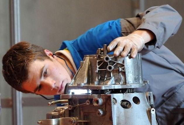 Jongeren met diploma werken langer