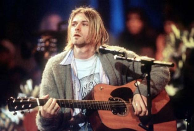 Politie geeft briefje vrij dat Kurt Cobain op zak had op dag van dood