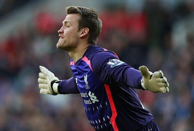 Liverpool-manager looft Simon Mignolet