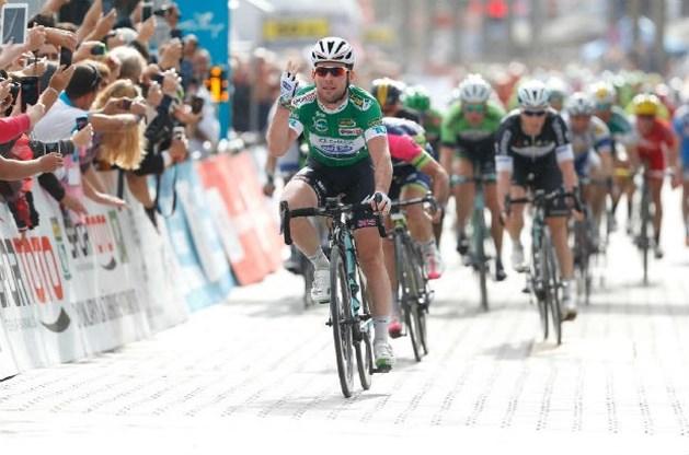 Mark Cavendish sprint weer naar de zege in Turkije