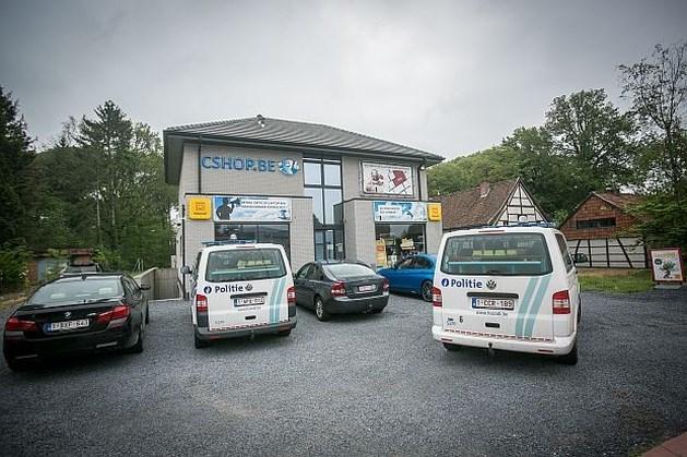 Gewapende overval op Diepenbeekse computerwinkel (video)