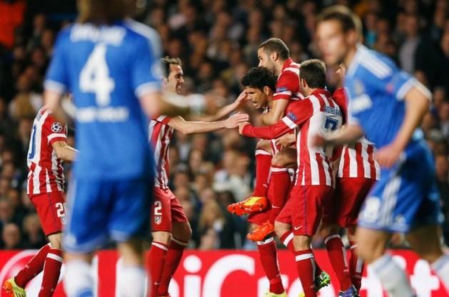 Madrileense finale na winst van Atletico tegen Chelsea
