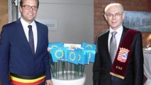 Herman Van Rompuy ereburger van Kortessem