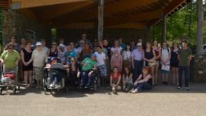 Leerlingen toerisme en verzorging bezorgen mindervalidenonvergetelijke dag