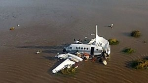 Vijf doden bij vliegtuigcrash in Uruguay
