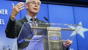 Van Rompuy bemiddelt over opvolger Barroso