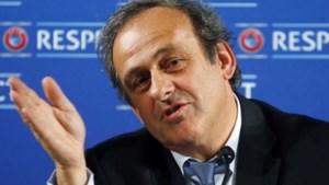 Platini wil nieuwe stemming in geval van omkoping door Qatar