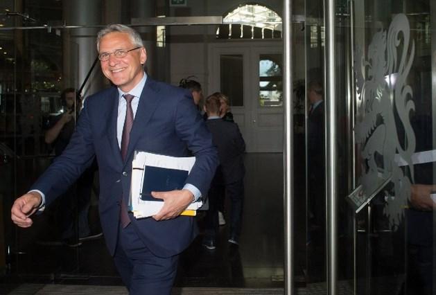 """Peeters: """"We vormen geen coalitie tegen Open Vld"""""""
