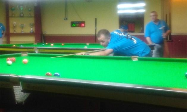Kick Off Hyprocup Snookerevent editie 8 zorgt voor sensatie