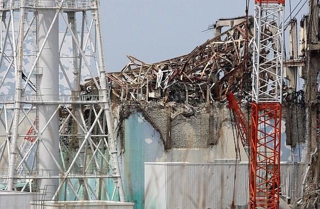 Aardbeving voor kust van Fukushima
