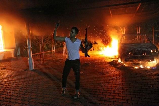 VS arresteren verdachte van aanslag op consulaat in Benghazi