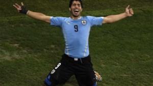Suarez schakelt Engeland (zo goed als) uit