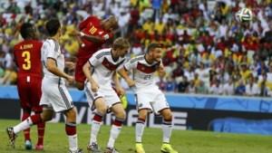 Duitsers raken niet voorbij Ghana