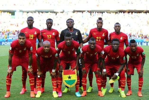 """""""Een wedstrijd van Ghana vervalsen kost 125.000 euro"""""""