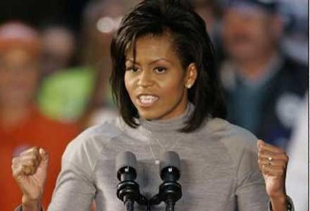 Modeontwerpers vechten om Michelle Obama