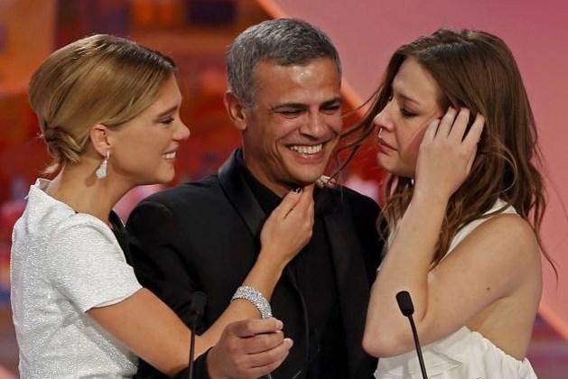 'La vie d'Adèle' wint Gouden Palm