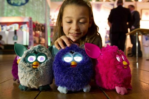 Ai: Furby maakt kinderen doodsbang