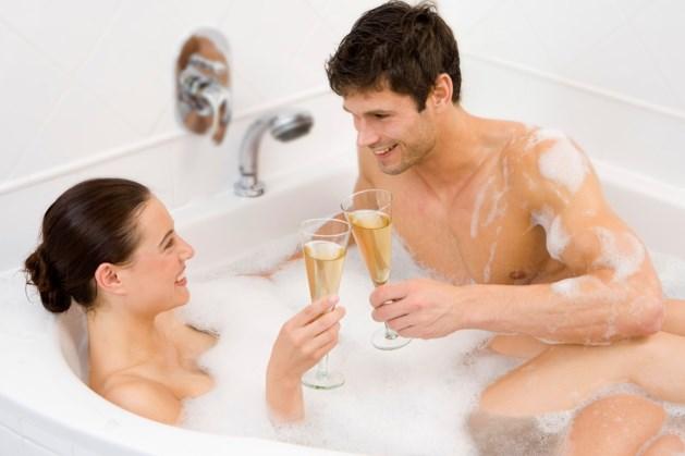 Glas champagne telt tot miljoen bubbels