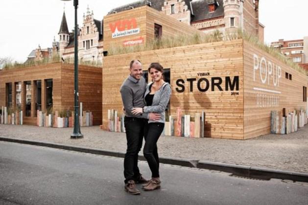 """Dreigement: """"Breek Pop-uprestaurant in Kortrijk af of we slopen de boel met bezoekers erbij"""""""