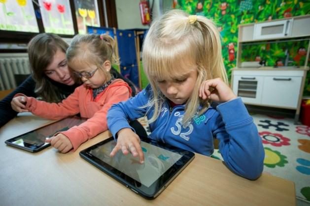 Tablet niet slechter voor kind dan blokkendoos